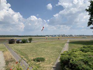 Warschau Babice - Flugplatz im Herzen der Hauptstadt