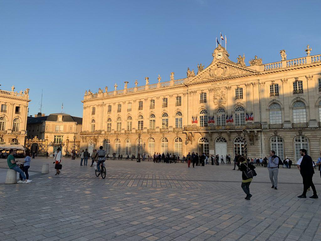Zarenpalast in Nancy